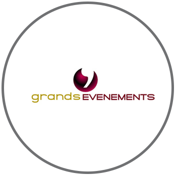 logo grands evenements